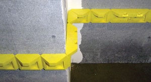 Stringa Level Flexible Yellow at flooringsupplyshop.com