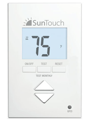 SunStat Core Non-Programmable Floor Heating Thermostat