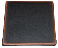 Metal Tile Oil Rubbed Bronze 2 x 2