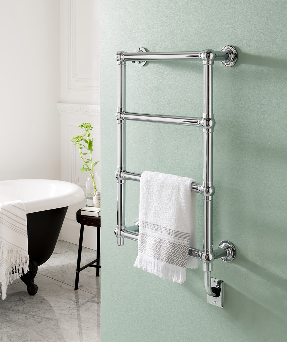 SereneDrains Towel Warmers Mix by flooringsupplyshop.com
