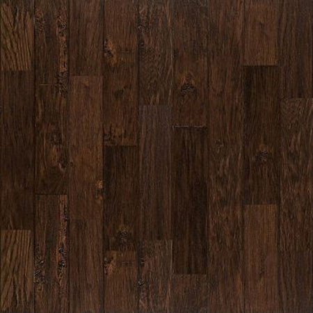 Hardwood Floor Vicksburg Espresso Engineered Plank By